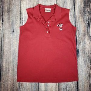 2eb1b042 Womens Disney Minnie golf shirt size small for sale